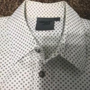 Versace Dolm Men's Button Front Shirt Sz:XL